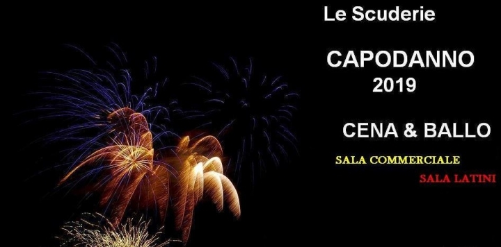 Capodanno Discoteca Le Scuderie Spilamberto Foto