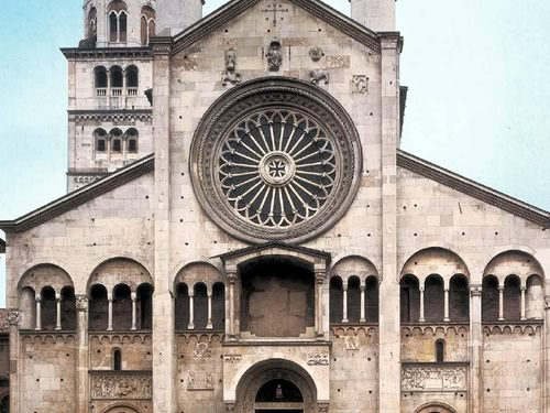 Modena Turismo monumenti