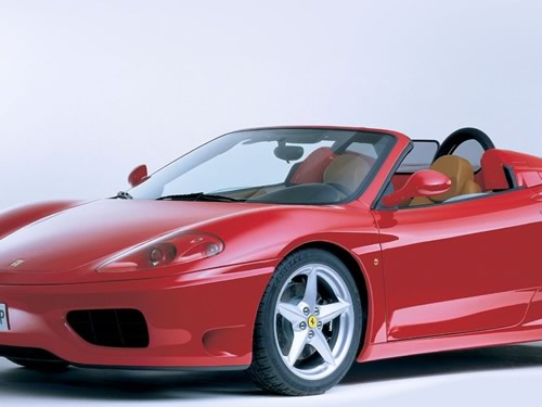 Maranello la sede della Ferrari